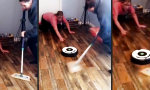 Roomba-Curling