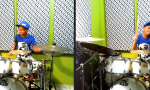 Chick's Pain - Mathieu Fiset Drum Cover By Dominic McnabbDominic Mcnabb